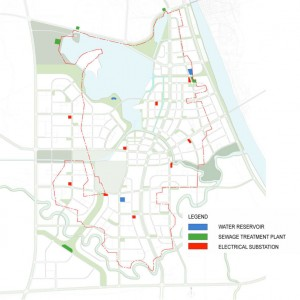 ING City Utilities Map
